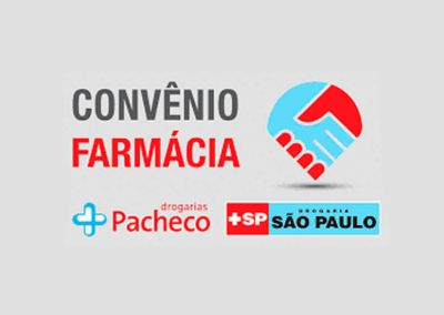 CONVÊNIO DROGARIA PACHECO E SÃO PAULO