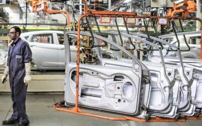 Indústria do Brasil tem crescimento recorde em julho com reabertura.