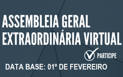 EDITAL DE CONVOCAÇÃO ASSEMBLEIA GERAL EXTRAORDINARIA